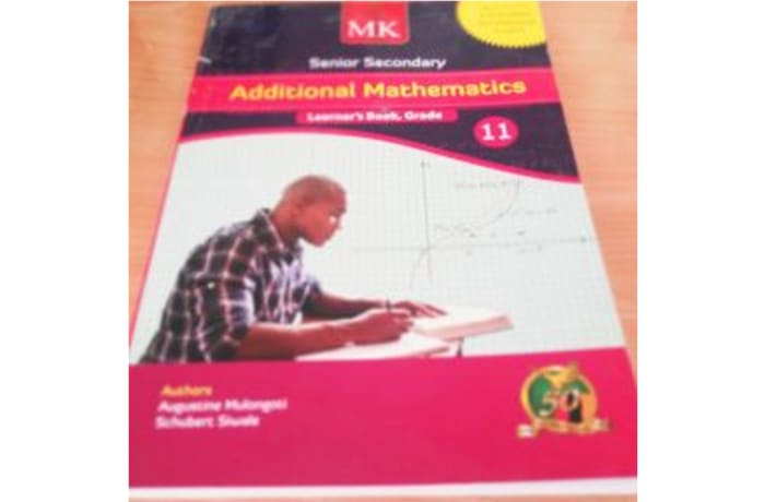 MK Additional Mathematics PB11