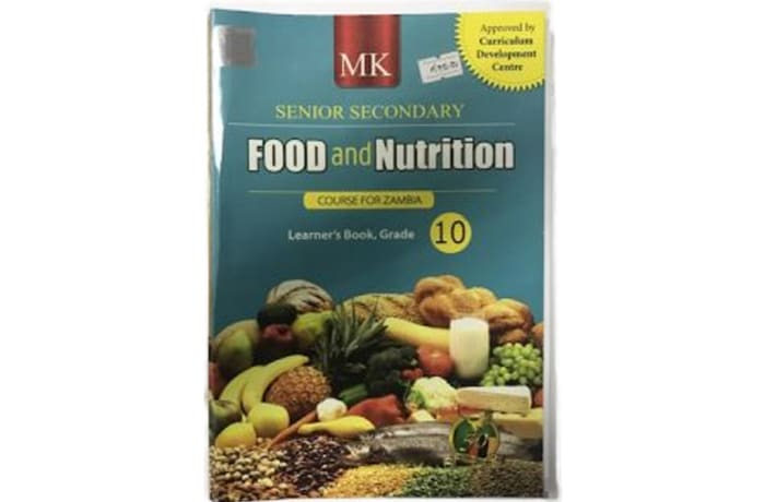 MK Food and Nutrition Pupil's Book 10