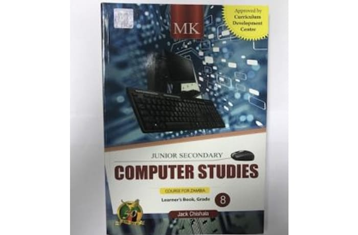MK Junior Computer Science Pupil's Book 8