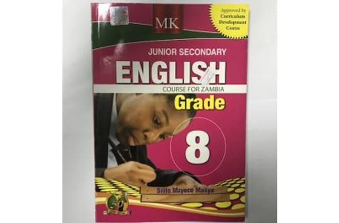 MK Junior Secondary English Grade 8