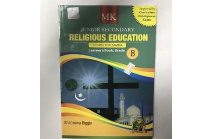 MK Junior Secondary Religious Education 8