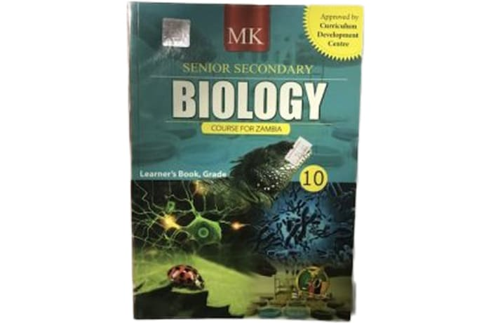 MK Senior Biology Pupil's Book 10