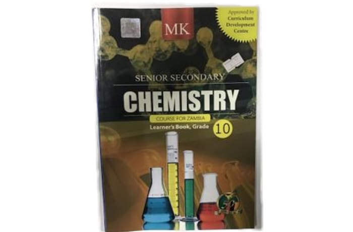 MK Senior Chemistry Pupil's Book 10