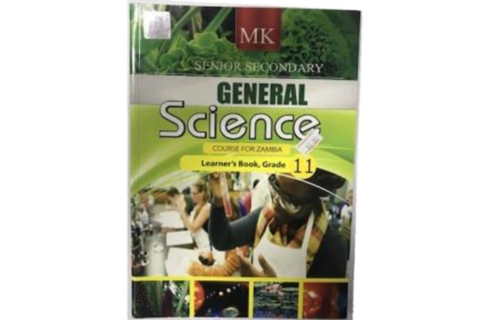 MK Senior General Science Book 11