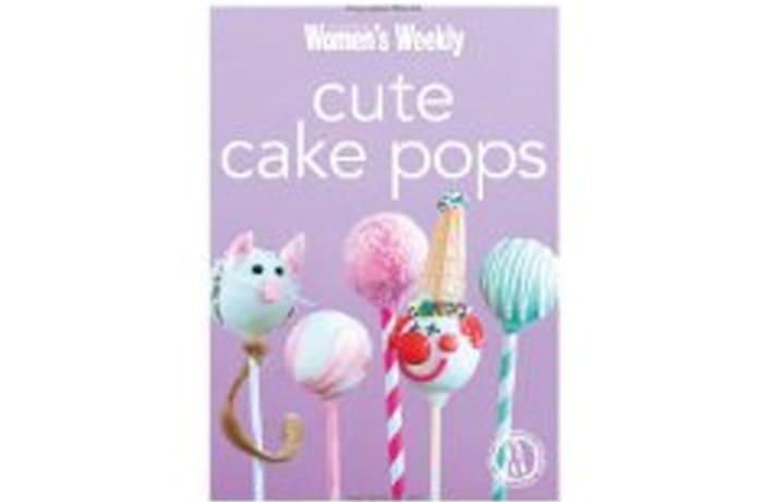 Mini Cute Cake Pops