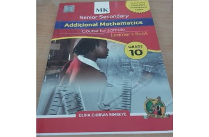 Mk Additional Mathematics PB 10
