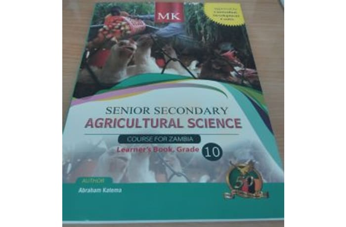 Mk Agricultural Science PB 10