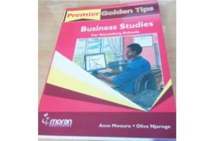 Premier Golden Tips Business Studies for Secondary Schools