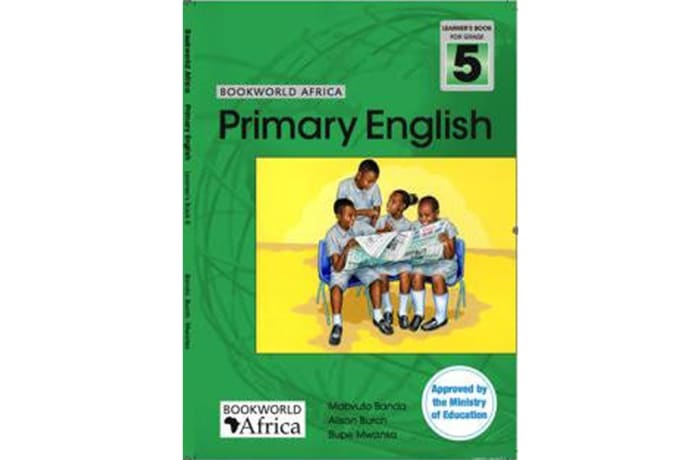 Primary English Pupils Book Grade 5