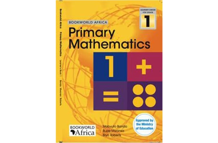 Primary Maths Pupil's Book Grade 1 English