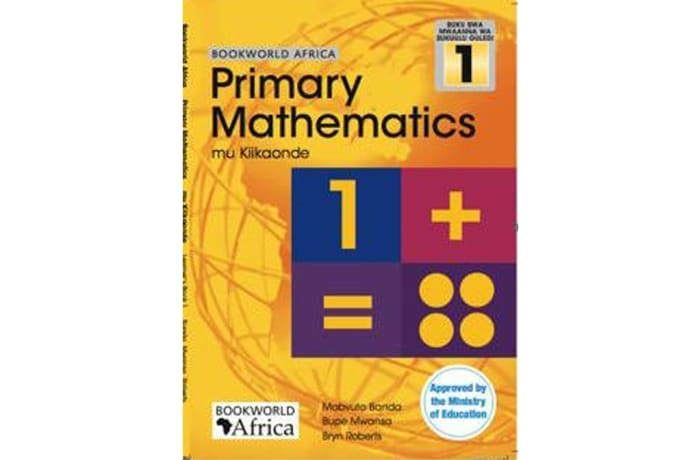Primary Maths Pupil's Book Grade 1 Kaonde