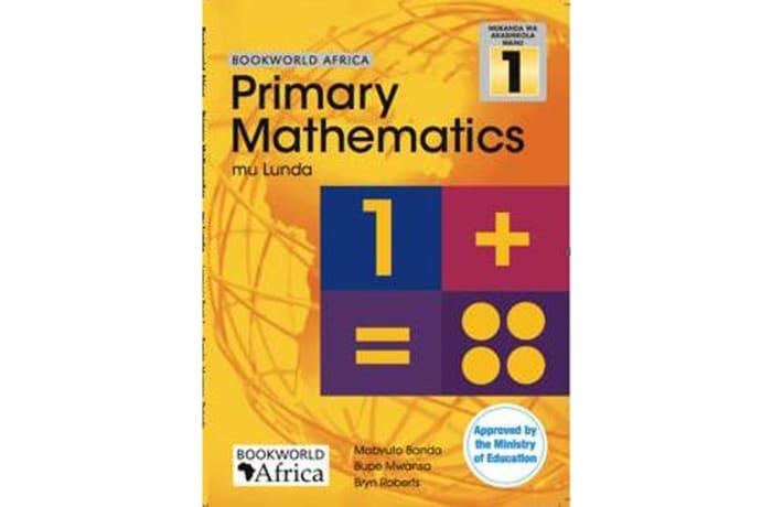 Primary Maths Pupil's Book Grade 1 Lunda