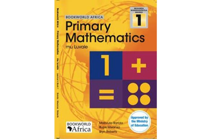 Primary Maths Pupil's Book Grade 1 Luvale