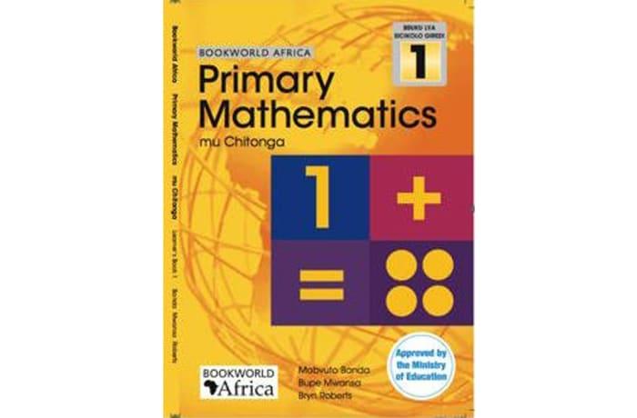 Primary Maths Pupil's Book Grade 1 Tonga