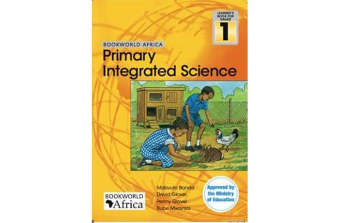 Primary Science Pupil's Book Grade 1 English