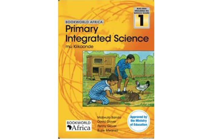 Primary Science Pupil's Book Grade 1 Kaonde