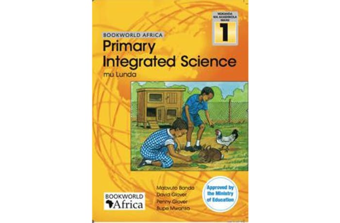 Primary Science Pupil's Book Grade 1 Lunda