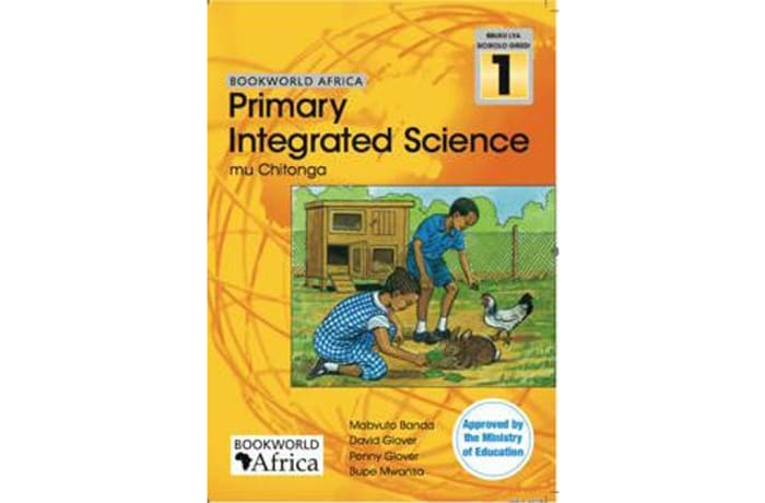Primary Science Pupil's Book Grade 1 Tonga
