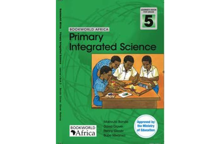 Primary Science Pupil's Book Grade 5