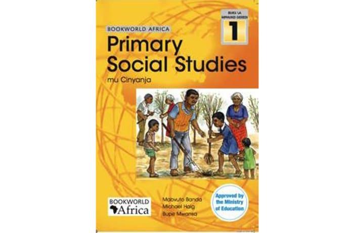 Primary Social Studies Pupil's Book Grade 1 Nyanja