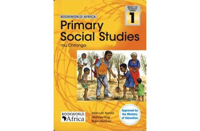 Primary Social Studies Pupil's Book Grade 1 Tonga