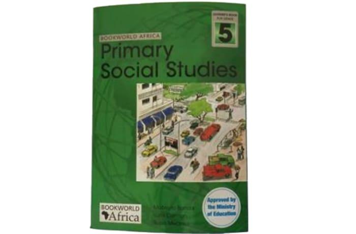 Primary Social Studies Pupils Book Grade 5