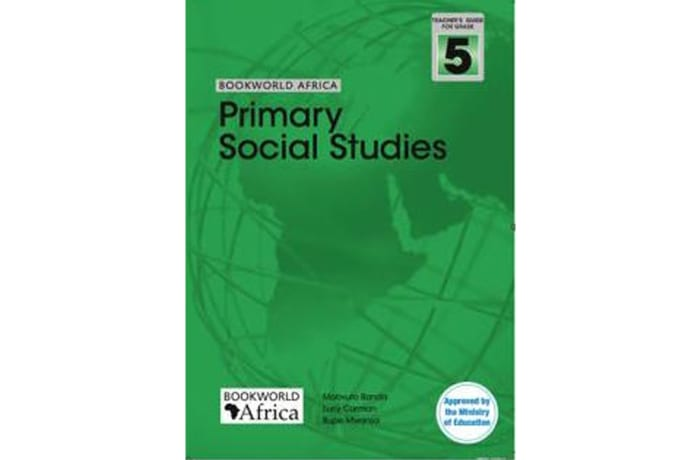 Primary Social Studies Teacher's Guide Grade 5