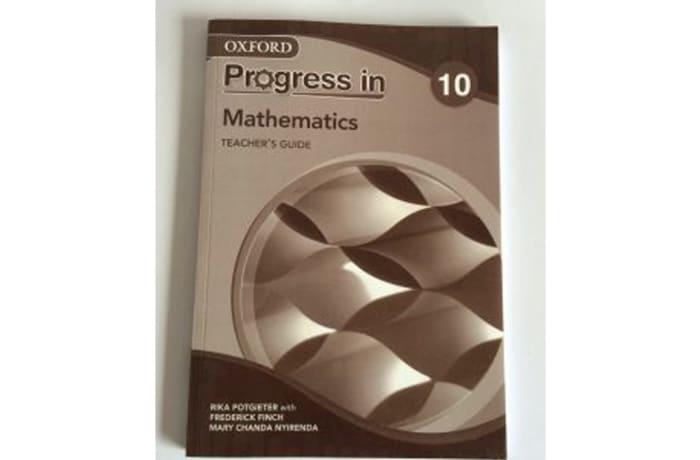 Progress In Mathematics Teacher's Guide 10
