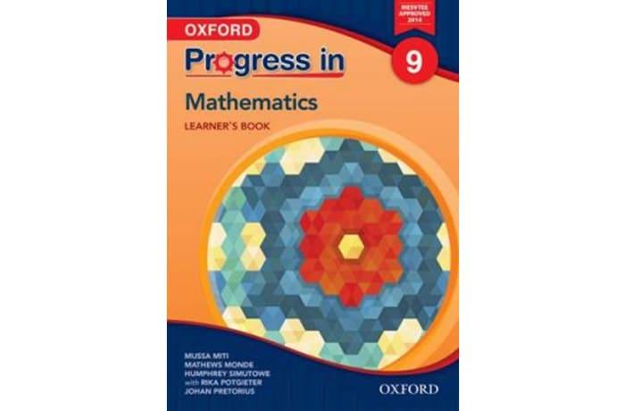 Progress In Maths Learner's Book 9