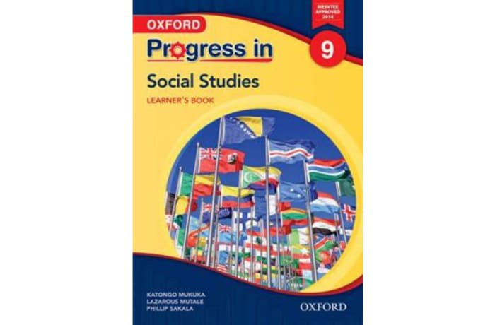 Progress In Social Studies Learner's Book 9