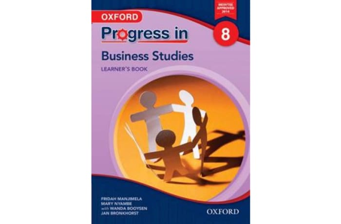 Progress in Business Studies Grade 8 Learner's Book