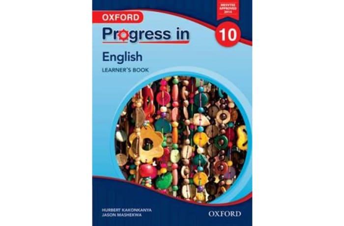 Progress in English Grade 10 Learner's Book