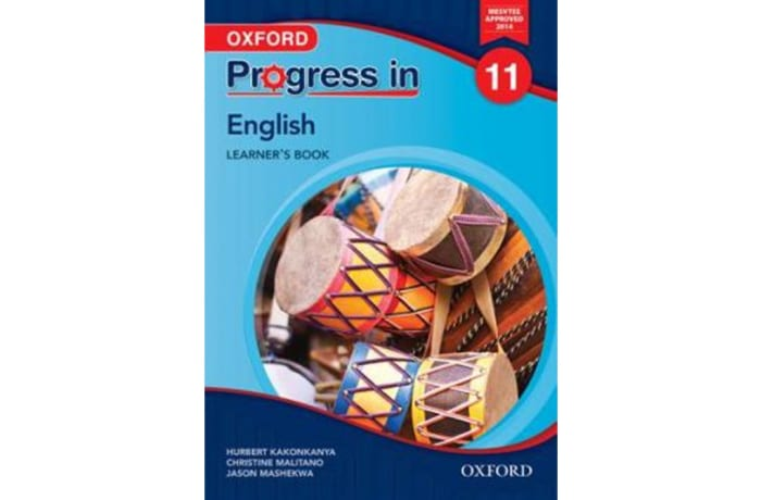 Progress in English Grade 11 Learner's Book