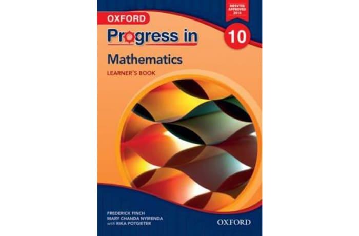 Progress in Maths Grade 10 Learner's Book