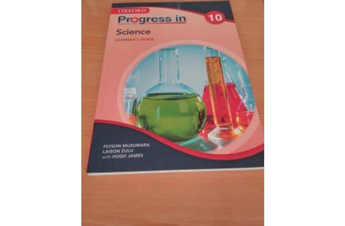 Progress in Science PB 10