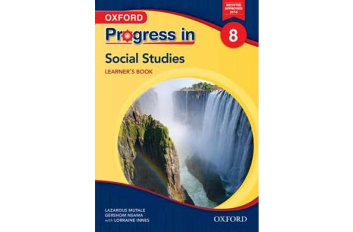 Progress in Social Studies Grade 8 Learner's Book