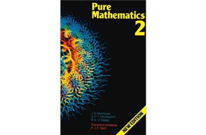 Pure Mathematics: Volume 2