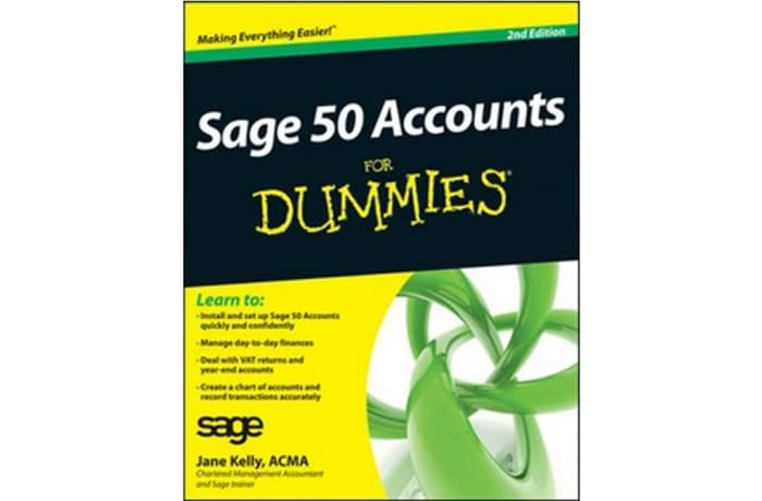 Sage 50 Accounts for Dummies (2nd Revised edition)