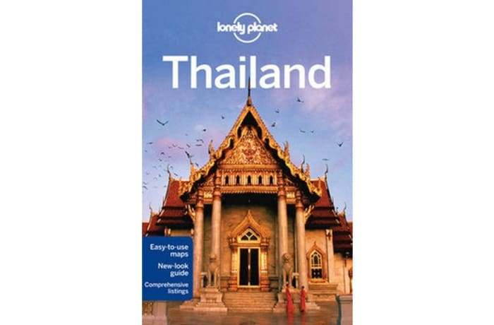Thailand (Lonely Planet Country Guides 14th edition)