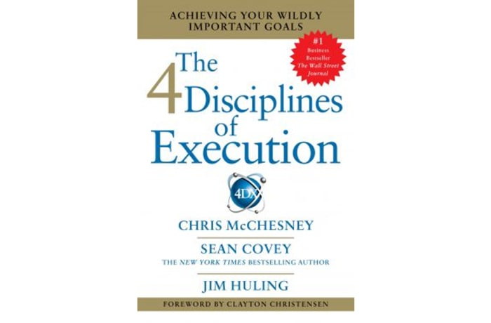 The 4 Disciplines on Execution