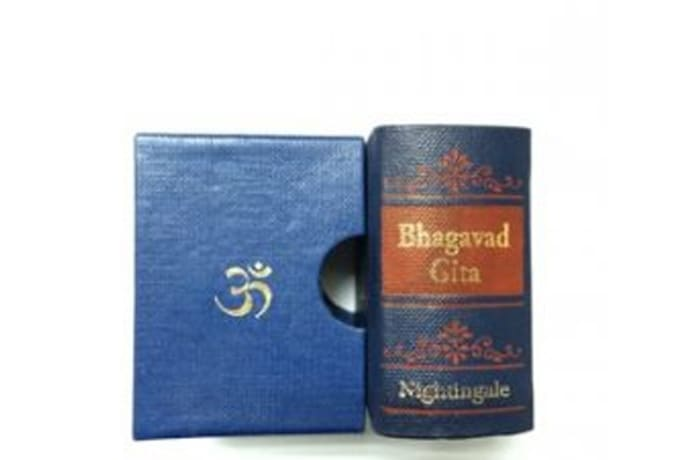 The Bhagavad Gita Nightingale