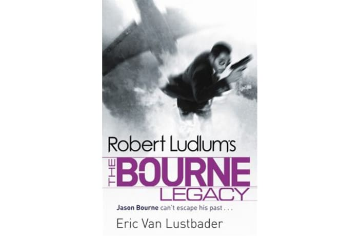 The Bourne Legacy by Robert Ludlum