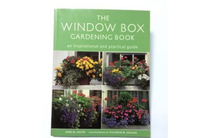The Window Box Gardening Book