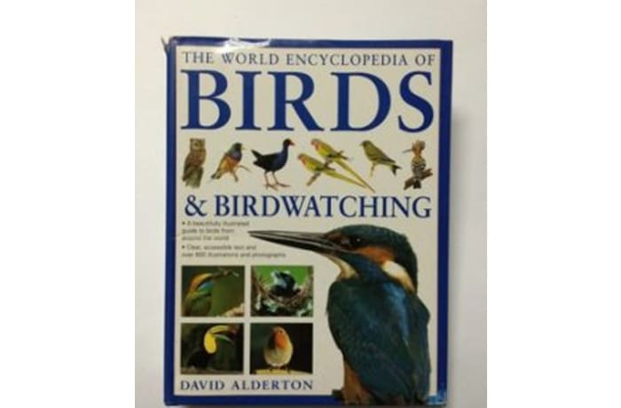 The World Encylopedia Of Birds and Bird Watching