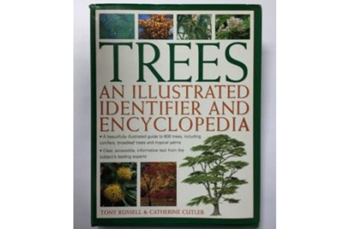 Trees An Illustrated Identifier And Encylopedia