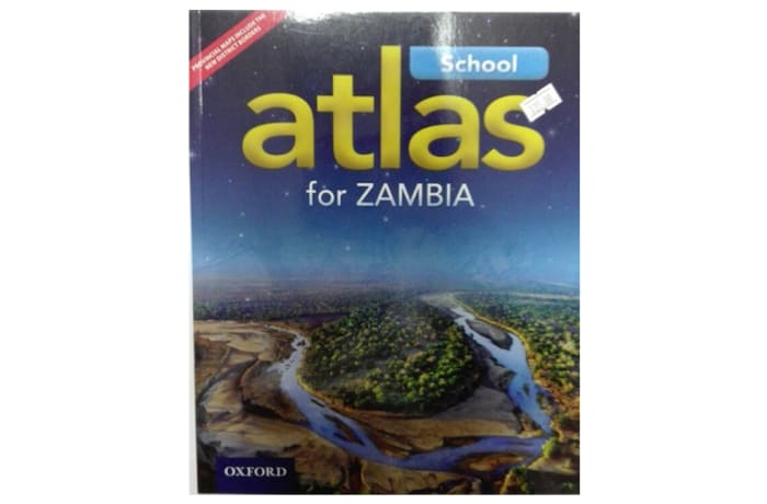 Atlas for Zambia - Oxford