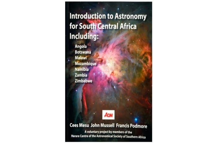 Introduction to Astronomy for South Central Africa by Cees Mesu