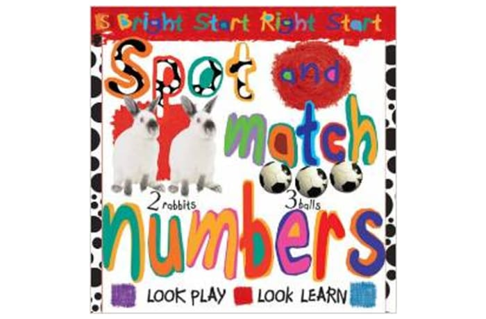 Numbers (Spot and Match)
