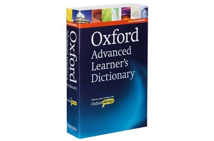 Oxford Advanced Learners Dictionary International Student's Edition
