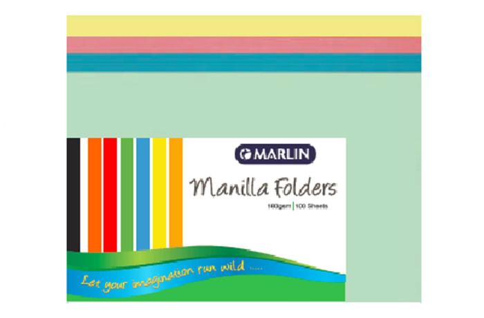 Plain Folders Manilla